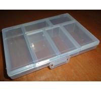 Коробка для страз 12x8 см.