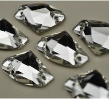 Стразы пришивные Galaxy Crystal 12х19